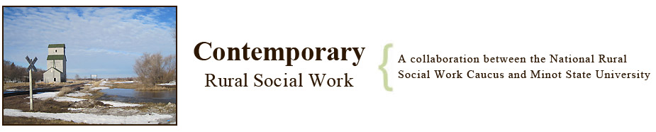 Contemporary Rural Social Work